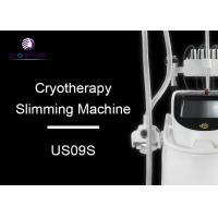 Quality Fat Freezing Cavitation Weight Loss Machine 40KHz Cavitation Frequency US09S wholesale
