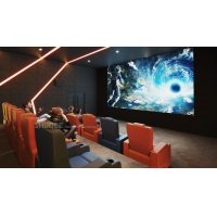 Quality Home Cinema System Experience With Speaker , Projector And Screen System wholesale