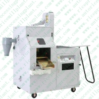 China Grain Processing Machine 7tpd Small Organic Brown Rice Mill Plant on sale