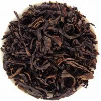 Quality Flattened Da Hong Pao Oolong Tea , Sweet - Scented Big Red Robe Tea wholesale