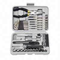 Quality 41pcs Durable Mini Tool Set, Made of Carbon Steel, with 6pcs Precision Screwdrivers wholesale