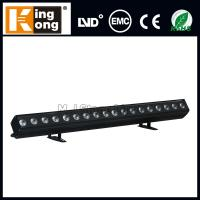 Quality Multi - Functions Spot Outdoor Led Wall Wash Lighting With 23 DMX Controller wholesale