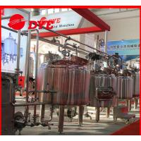 Quality Europe popular SUS304L Brewhouse Equipment for Rye Beer/Wheat Beer wholesale