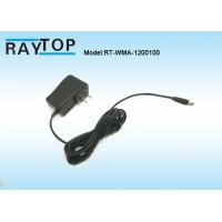 Quality High Efficiency Wall Mount Power Adapter Ac Dc Power Supply US Plug 12V 1000mA wholesale
