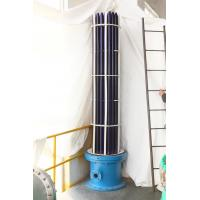 Buy cheap Chemical and agrochemical industry Multi Tube Glass Lined Heat Exchanger product