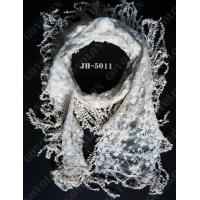 Quality Cotton Embroidered Scarf (JH-5011) wholesale
