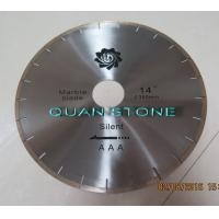 Quality Durable Stone Cutting Tools / Disc Blades For Cutting Granite Marble wholesale