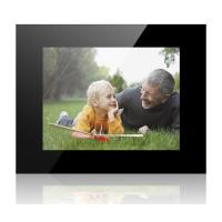 Quality Black HD 12 Inch Acrylic POP LCD Display Lcd Photo Frame With Video Auto Play wholesale