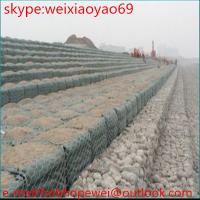 Quality Gabion Wire Mesh/Gabion Cage/Gabion Wall (Factory)/Supply Galvanized and PVC Coated Sack Gabion for Construction wholesale