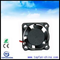 Quality High Temperature Brushless 25mm DC Equipment Cooling Fans For Home Appliances for sale