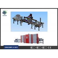 Quality Inline NDT X Ray Equipment 2.8LP/Mm Detect Resolution Testing / Inspection Systems For Wheel Hub wholesale