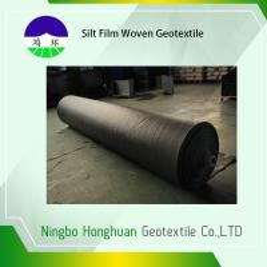 Quality 200gsm Polypropylene Split Film Woven Geotextile for Reinforcement wholesale