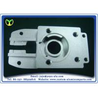 Quality Custom CNC Precision Machining Aluminum Die Casting Process Sand Blasting Cold Forged wholesale