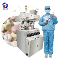 China Zp-27d Automatic Rotary 55000pcs/H Powder Capsules Pill Tablet Press Machine on sale