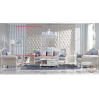 Cheap Luxury Fabric Sofa set in 1+2+3 seat used Rubber wood frame and Plywood with for sale