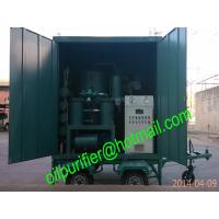 China Used Transformer Oil Online Filling Plant, Vacuum Drying Purifying transformers on sale