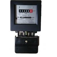 China Smart Single Phase Digital Power Meter / Active ABS Electric KWH Meter 1 Phase on sale
