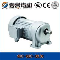 Quality Electric Micro Helical Gear Motor 1400 Rpm , 2.2kw Flange Mounted Gear Motor wholesale