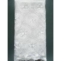 Quality Cotton Swiss Voile Korean Lace Fabric Heavy With Colorful Stone wholesale