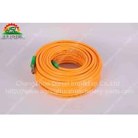 China 8.5MM Agriculture Sprayer Parts sprayer hose pipe Nylon braided high pressure pipe with copper nozzle on sale