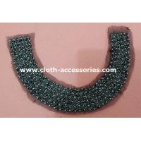 Quality 46G Fashionable Round Vintage Beaded Collar With Eco - Friendly Plated wholesale