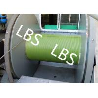 Quality Oil Field Logging Well Winch / Offshore Winch With Lebus Groove Sleeves wholesale