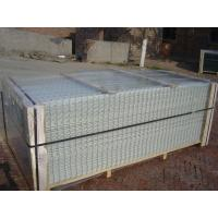 China 4x4 Hot Dipped Galvanized Welded Wire Mesh Panels For Mine Sieving Industry on sale