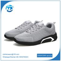 China 2019 New Arrivals Men Sports Casual Shoes Lace-up PVC   Injection Shoes on sale
