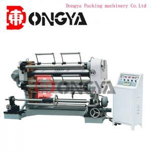 Quality Microcomputer Controlled Automatic Cutting Machine , Flexo Label Printing Machine wholesale