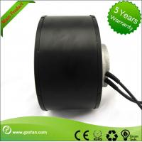Quality Air Purification Forward Curved Centrifugal Fan Blower , DC Input High Pressure Centrifugal Fan wholesale