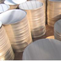 Quality Spinning Treatment Aluminium Discs Circles 1050 1100 3003 5052 For Utensils Cookware wholesale