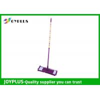 Quality Flat Chenille Home Cleaning Mop For Floor / Wooden / Window / Bathroom wholesale