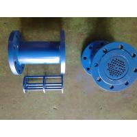 Buy cheap Y Type Industrial Water Strainers , Stainless Steel Suction Strainer from wholesalers