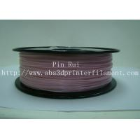 Quality High Strength White To Purple Color Changing Filament 1kg / Spool wholesale