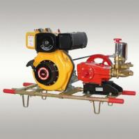 China Diesel Engine Pump with 800rpm Spray Speed and 1,400rpm Irrigation Speed on sale
