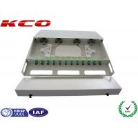 Quality Fiber Optic Rack Mount Patch Panels wholesale