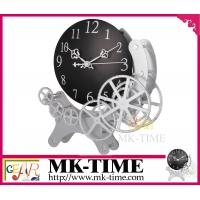 Cheap Metal Unusual Olympic Mechanical Gear Clock, MK-TIME for sale