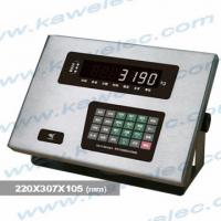 Iran buy digital weighing indicator XK3190-DS3, DHM9BD10-C3-40t-12B3 ZEMIC load cell