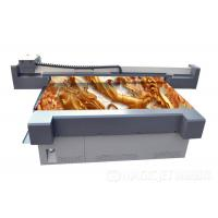 Quality Dx5 Double Printhead UV Flatbed Printer With Environmentally Friendly Ink wholesale