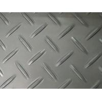 China Steel Checkered Plate Size Checkered Steel Plate on sale