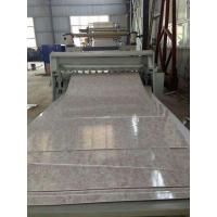 Quality PVC imitation marble sheet/board production /extrusion line /making machine wholesale