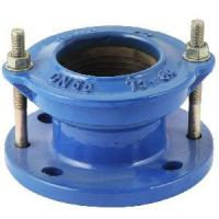 China Ductile Iron Flanged Adaptor on sale