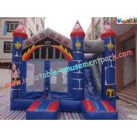 Quality Waterproof Commercial Inflatable Bouncer Slide For Kids With PVC Tarpaulin wholesale