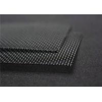 Quality 316 Marine Grade Stainless Steel Wire Mesh Panels For Window / Door wholesale