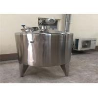 China Professional Juice Mixing Tank Explosion Proof Motor For Milk Food Industry on sale