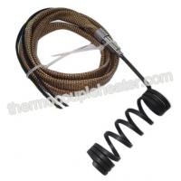 Quality Mini Coil Heater With Thermocouple Type J or K stainless steel shell 1m fiberglass lead wire wholesale