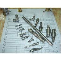 China Heat Treatment Steel Bar Stainless Steel Machined Parts for Furniture / Lighting Components on sale