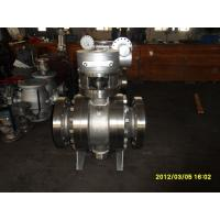 ISO 17292 Fire Safe Ball Valve , Wafer Ball Valve Stainless Steel 300lb Pressure