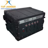China 5 Bands 1000W High Power Jammer Block GSM 3G 4G Wifi Vehicle Prison Military Large Venue on sale