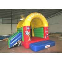 China Commercial inflatable jumping house Transformers inflatable bouncer with slide 4-6 children inflatable combo on sale